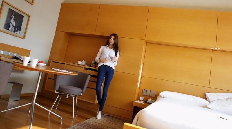 Mã số 580462 - Quần jeans nữ sành điệu 10