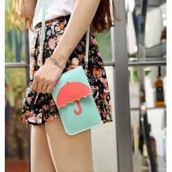 Túi đeo chéo nữ xinh xắn cây dù - TX4
