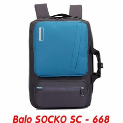 Balo laptop socko chính hãng