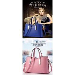 Túi xách da nữ mẫu mới, màu sắc thời trang, phong cách thanh lịch