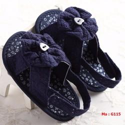 Giày cho bé 0-18 tháng