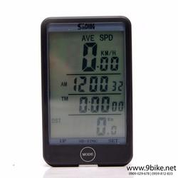 Đồng hồ đo tốc độ xe đạp không dây SD576C