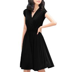 Đầm xòe nhập khẩu kiểu dáng đẹp form chuẩn