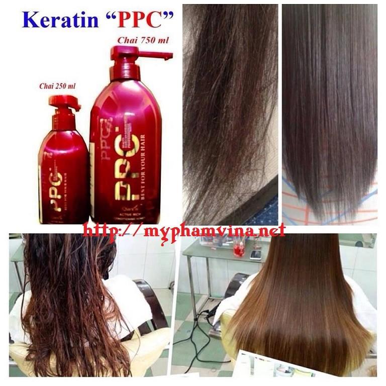 Kem ủ tóc, phục hồi hư tổn PPC USA 2