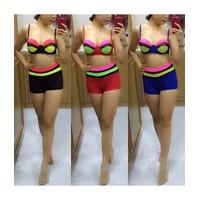Bikini cao cấp cúp ngực trẻ trung B1023
