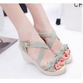 giày đế xuồng nữ dễ thương - DX22