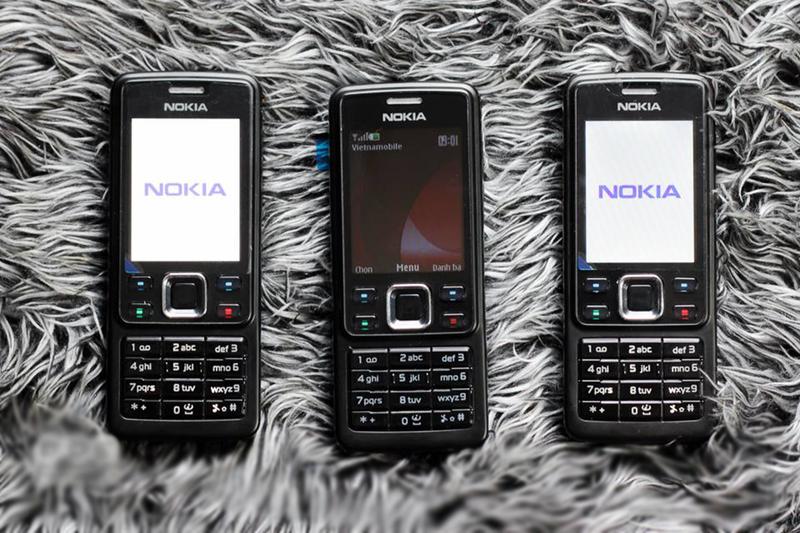 NOKIA 6300 6
