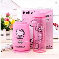 Máy Xay Sinh Tố Mini Hello Kitty 2 Cối
