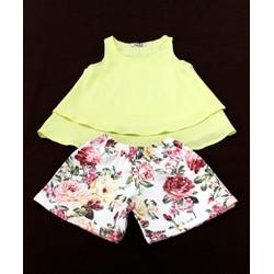 Bộ may thiết kế cho bé mặc đi học, đi chơi
