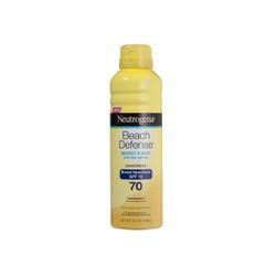 Kem chống nắng dạng xịt Nuetrogena Beach Defense SPF 70