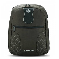 Balo laptop Simplecarry E-Mouse Brown