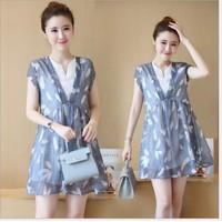 Đầm xòe thời trang cao cấp - YY020