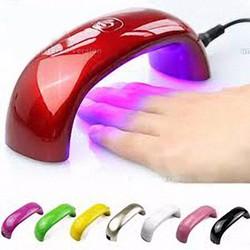 MÁY SẤY MÓNG TAY CẦU VỒNG- LED UV LAMP