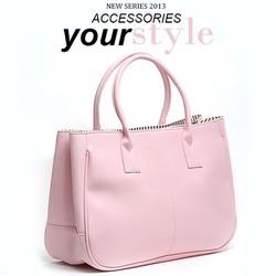 Túi xách thời trang da trơn MH015