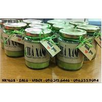 Bột đắp mặt nạ trà xanh trị mụn trắng da nguyên chất - HX1628