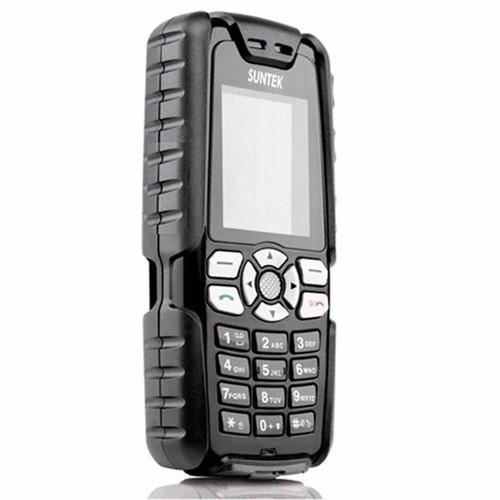 Điện thoại PIN khủng SUNTEK A8 Plus Đen