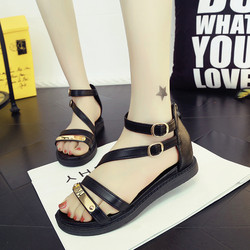 Giày Sandal nữ cá tính kiểu dáng thời trang Hàn Quốc - XS0294