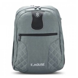 Balo laptop Simplecarry E-Mouse Grey