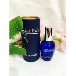 Nước hoa bền mùi Blue Lady Perfume Pháp 30ml