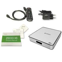 Thiết bị Android TV Box ZiDoo X6 PRO
