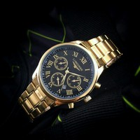 đồng hồ nam cao cấp giá rẻ chống nước 3atm