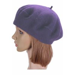 Mũ Nồi Nón Nữ Nấm Dạ Nỉ Bere Beret Thời Trang Hàn Quốc Chất Xịn 031VIO