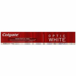 Kem đánh răng Colgate Optic White, 178g