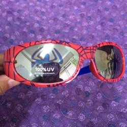 Kính mát kính râm em bé siêu nhân nhền nhện Disney chính hãng