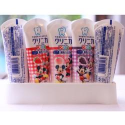 Kem đánh răng cho trẻ em Lion Nhật Bản 60g