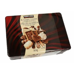 Bánh Kirkland Signature Chocolate European Cookies 1.4kg