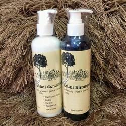 Bộ Dầu Gội và Xã Thảo Dược Thailand Herbal Kích thích mọc tóc