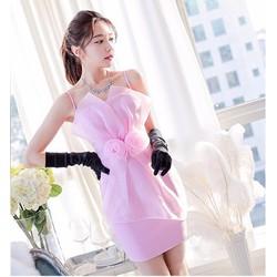 Đầm ôm ngọt ngào quyến rũ