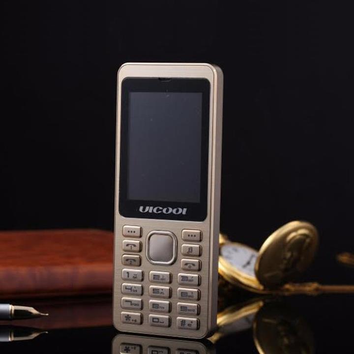 Điện thoại SUNTEK Vicool V5 Bold Vàng đồng 2