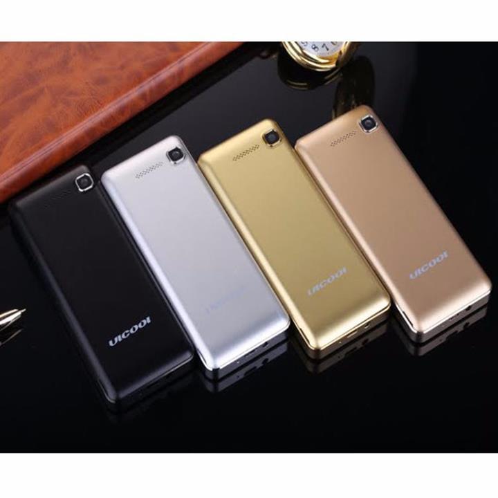 Điện thoại SUNTEK Vicool V5 Bold Vàng đồng 4
