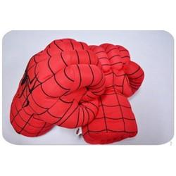 Đồ chơi găng tay bông khổng lồ của người nhện