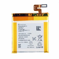 Pin Sony Xperia Ion LT28i LT28h