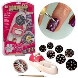 Dụng Cụ Vẽ Móng Tay Hollwood Nails