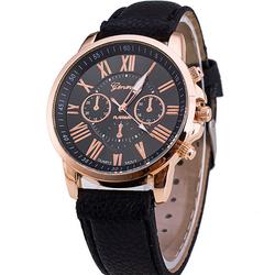 Đồng hồ nam Geneva thời trang sành điệu - mẫu mới 2016