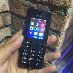 Nokia 108 2sim chính hãng thay vỏ linh kiện mới gồm máy pin sạc