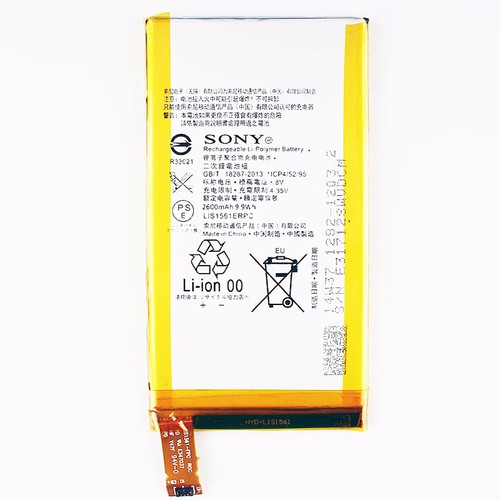 Pin Sony Xperia Z3 Compact Z3 Mini Xperia C4 C4 dual D5803 D5833 - 3956639 , 3373751 , 15_3373751 , 200000 , Pin-Sony-Xperia-Z3-Compact-Z3-Mini-Xperia-C4-C4-dual-D5803-D5833-15_3373751 , sendo.vn , Pin Sony Xperia Z3 Compact Z3 Mini Xperia C4 C4 dual D5803 D5833