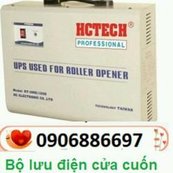 Bộ lưu điện cửa cuốn HCTECH RT1000