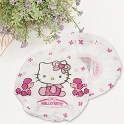 Bộ 2 nón trùm tóc Hello Kitty