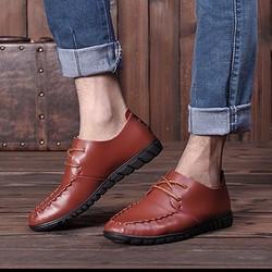 Giày tây nam trẻ trung, cá tính - Mã MM3047