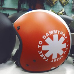 Mũ Bảo Hiểm Dammtrax việt