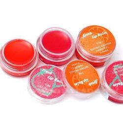 Son dưỡng trị thâm môi FRESH LIP việt nam, dưỡng mềm môi, màu tự nhiên