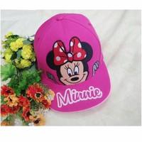 Nón bé gái hình chuột Minnie MU071h
