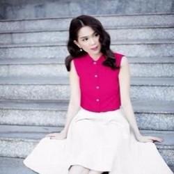 Chân váy xòe xinh như Ngọc trinh cực đẹp CVX5