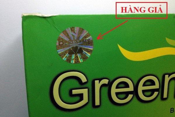 phan biet ca phe giam can green coffee gia