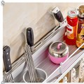 Giá để đồ nhà bếp 2 ống chất liệu hợp kim nhôm cao cấp loại lớn