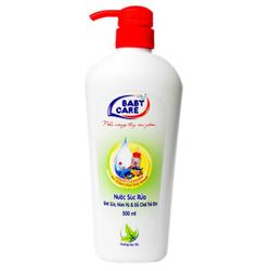 Nước súc bình sữa Baby Care